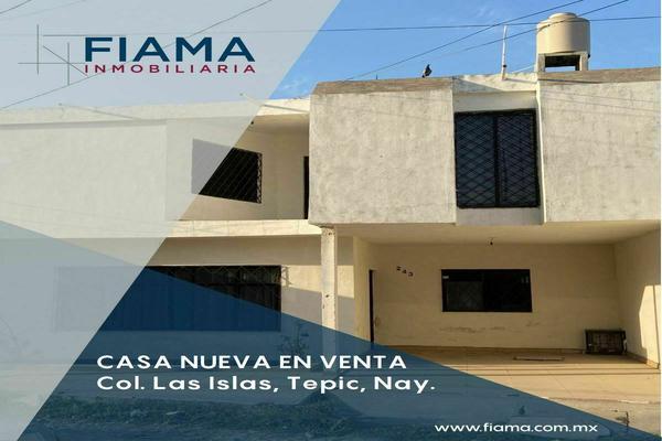 Foto de casa en venta en  , las islas, tepic, nayarit, 20986622 No. 02