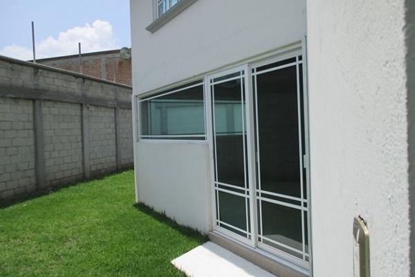 Foto de casa en venta en  , las jaras, metepec, méxico, 5694472 No. 19