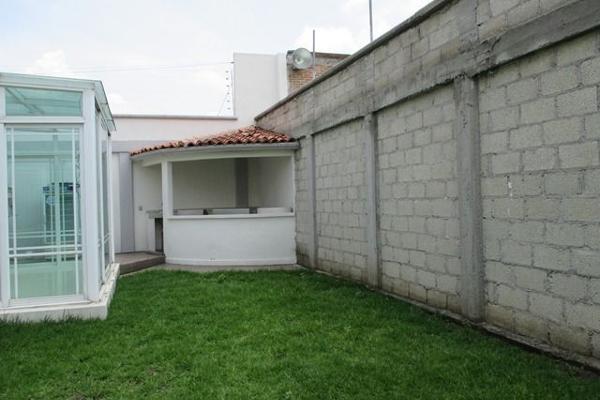 Foto de casa en venta en  , las jaras, metepec, méxico, 5694472 No. 22