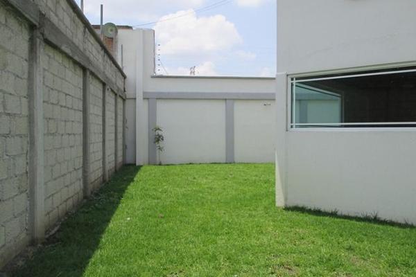Foto de casa en venta en  , las jaras, metepec, méxico, 5694472 No. 32