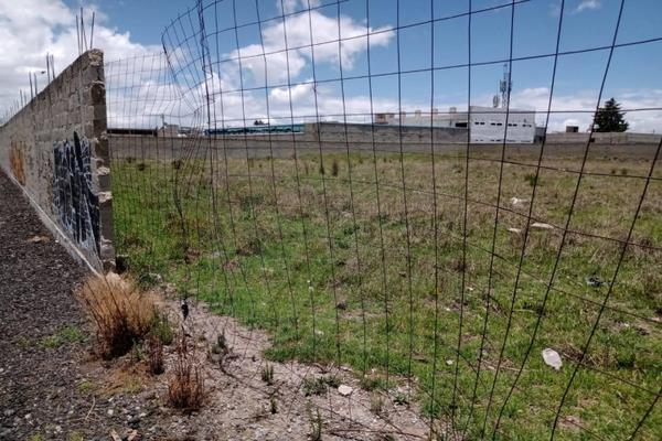 Foto de terreno habitacional en venta en  , las jaras, toluca, méxico, 19404274 No. 01
