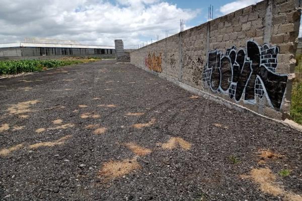Foto de terreno habitacional en venta en  , las jaras, toluca, méxico, 19404274 No. 02