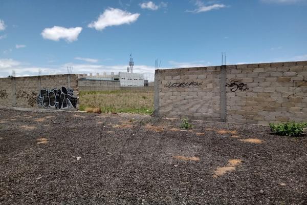 Foto de terreno habitacional en venta en  , las jaras, toluca, méxico, 19404274 No. 03