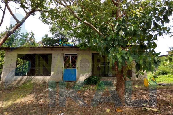 Foto de casa en venta en  , las lomas, tuxpan, veracruz de ignacio de la llave, 6172494 No. 01