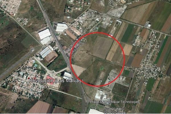 Foto de terreno habitacional en venta en  , las malvas revolución, irapuato, guanajuato, 13413970 No. 01