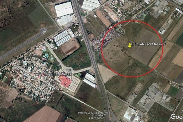 Foto de terreno habitacional en venta en  , las malvas revolución, irapuato, guanajuato, 13413970 No. 02