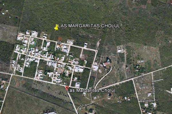 Foto de terreno habitacional en venta en  , las margaritas de cholul, mérida, yucatán, 2722258 No. 01
