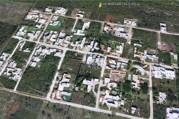 Foto de terreno habitacional en venta en  , las margaritas de cholul, mérida, yucatán, 2722258 No. 03