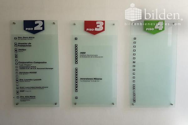 Foto de oficina en renta en  , las misiones (edificios de departamentos), durango, durango, 0 No. 03