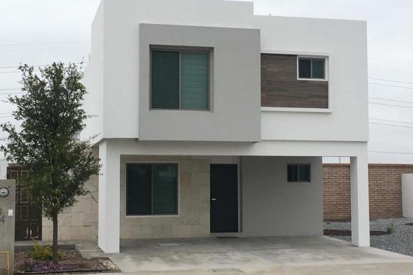 Foto de casa en renta en  , las misiones, saltillo, coahuila de zaragoza, 9955703 No. 01