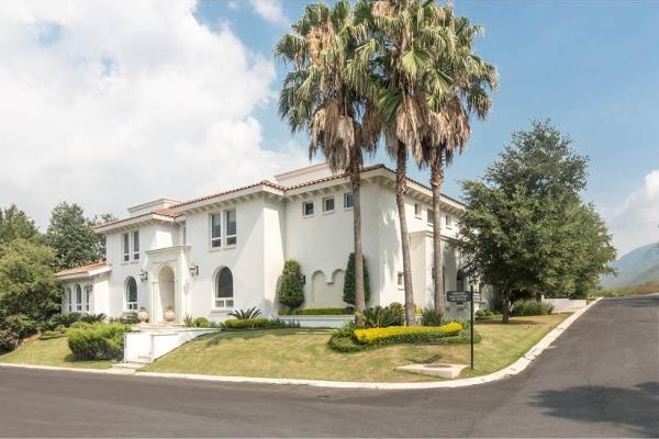 Foto de casa en venta en  , las misiones, santiago, nuevo león, 5429203 No. 01