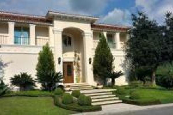 Foto de casa en venta en  , las misiones, santiago, nuevo león, 7475338 No. 01