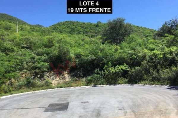 Foto de terreno habitacional en venta en  , las misiones, santiago, nuevo león, 7915402 No. 01