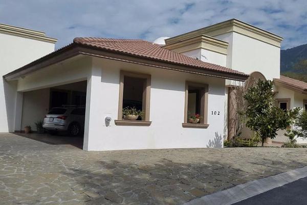 Foto de casa en venta en  , las misiones, santiago, nuevo león, 7958180 No. 01