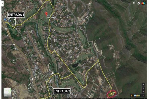 Foto de terreno habitacional en venta en  , las misiones, santiago, nuevo león, 7958506 No. 02
