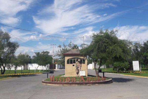 Foto de terreno habitacional en venta en  , las misiones, santiago, nuevo león, 8086437 No. 01