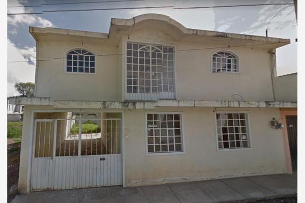 Foto de casa en venta en las moras 108, medias tierras, tulancingo de bravo, hidalgo, 7243821 No. 01