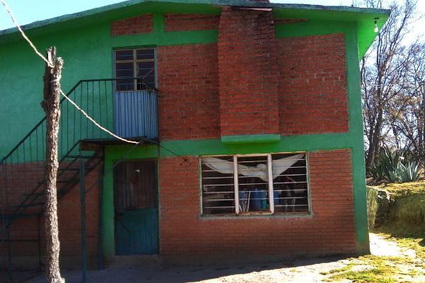 Foto de casa en venta en  , las moras, villa del carbón, méxico, 3431201 No. 01