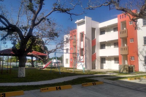 Foto de departamento en venta en  , las negras sec - 58, altamira, tamaulipas, 2623598 No. 01