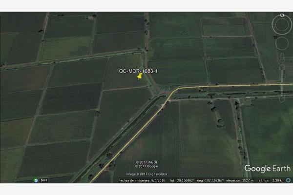 Foto de terreno habitacional en venta en las pajitas 0, pajacuaran, pajacuarán, michoacán de ocampo, 5375558 No. 01