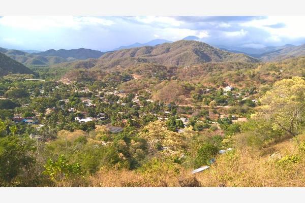 Foto de terreno habitacional en venta en las palmas 100, copalita, santa maría huatulco, oaxaca, 8851100 No. 05