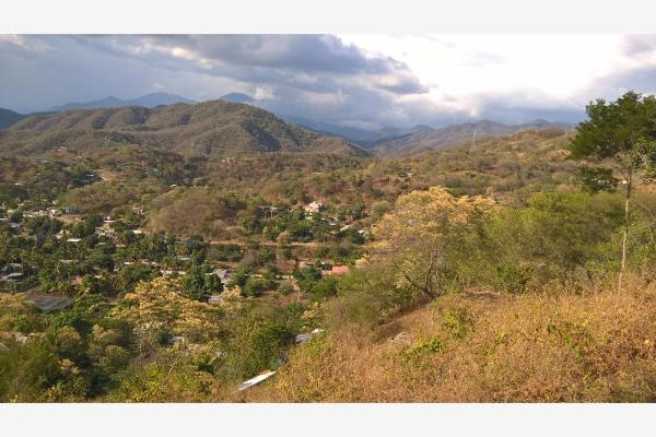Foto de terreno habitacional en venta en las palmas 100, copalita, santa maría huatulco, oaxaca, 8851100 No. 06