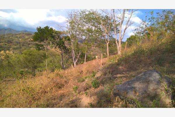 Foto de terreno habitacional en venta en las palmas 100, copalita, santa maría huatulco, oaxaca, 8851100 No. 09