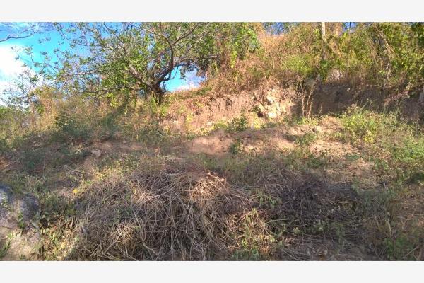 Foto de terreno habitacional en venta en las palmas 100, copalita, santa maría huatulco, oaxaca, 8851100 No. 10
