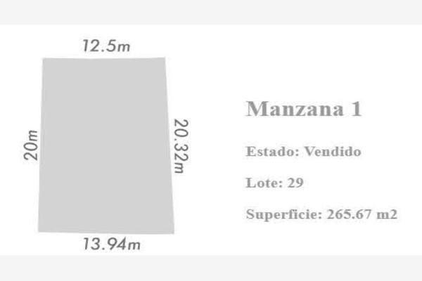 Foto de terreno habitacional en venta en las palmas 321, las palmas, medellín, veracruz de ignacio de la llave, 18898245 No. 06