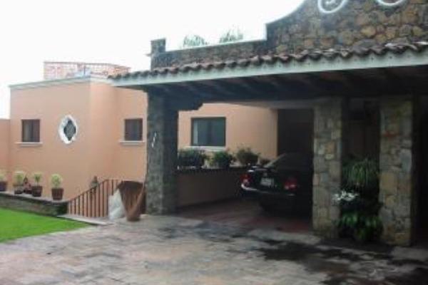 Foto de casa en venta en las palmas , las palmas, cuernavaca, morelos, 2669507 No. 01