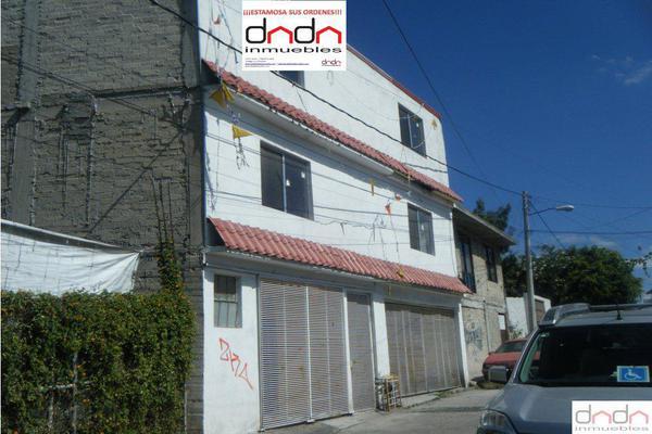 Foto de departamento en venta en  , las peñitas, naucalpan de juárez, méxico, 8421343 No. 01