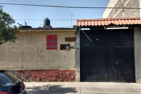 Foto de terreno habitacional en venta en capulin , las peritas, xochimilco, df / cdmx, 5908657 No. 02