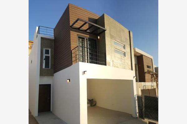 Foto de casa en venta en las plazas 11, las plazas, tijuana, baja california, 5962851 No. 01