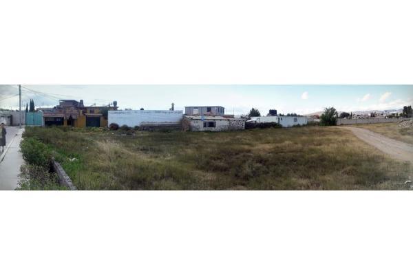 Foto de terreno habitacional en venta en  , francisco villa, cuautepec de hinojosa, hidalgo, 10075187 No. 01