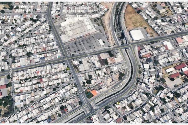 Foto de terreno comercial en venta en  , las puentes sector 3, san nicolás de los garza, nuevo león, 2673946 No. 08