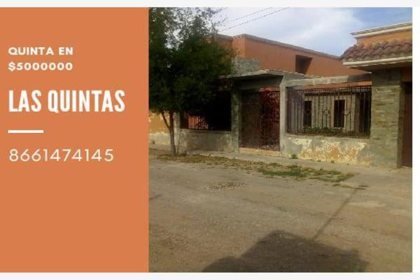 Foto de rancho en venta en las quintas 2, quinta san francisco, monclova, coahuila de zaragoza, 9947100 No. 01