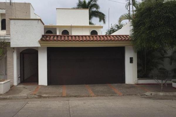 Foto de casa en venta en  , las quintas, culiacán, sinaloa, 8044392 No. 01