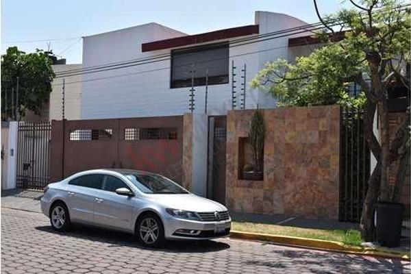 Foto de casa en venta en  , las quintas, san pedro cholula, puebla, 8848615 No. 01