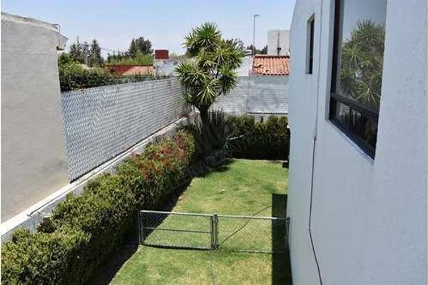 Foto de casa en venta en  , las quintas, san pedro cholula, puebla, 8848615 No. 46