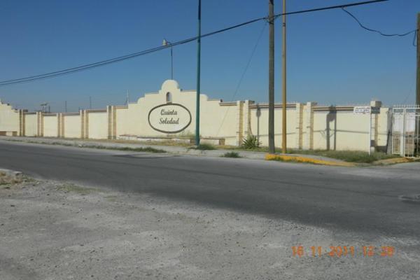 Foto de terreno habitacional en venta en  , las quintas, torreón, coahuila de zaragoza, 6193840 No. 01