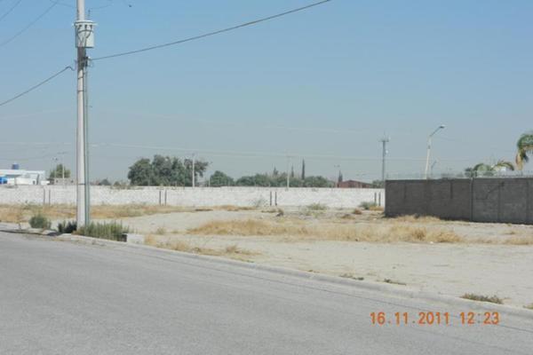 Foto de terreno habitacional en venta en  , las quintas, torreón, coahuila de zaragoza, 6193840 No. 04