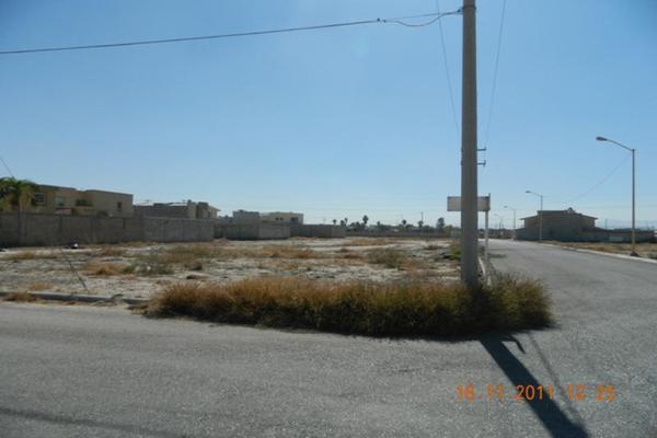 Foto de terreno habitacional en venta en  , las quintas, torreón, coahuila de zaragoza, 6193840 No. 06