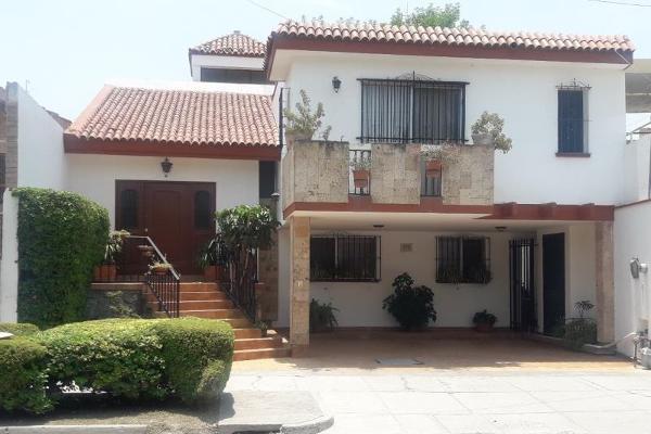 Foto de casa en venta en  , las rosas, gómez palacio, durango, 8850664 No. 01