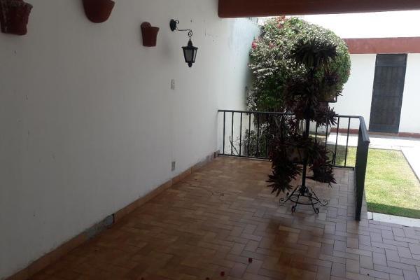 Foto de casa en venta en  , las rosas, gómez palacio, durango, 8850664 No. 26