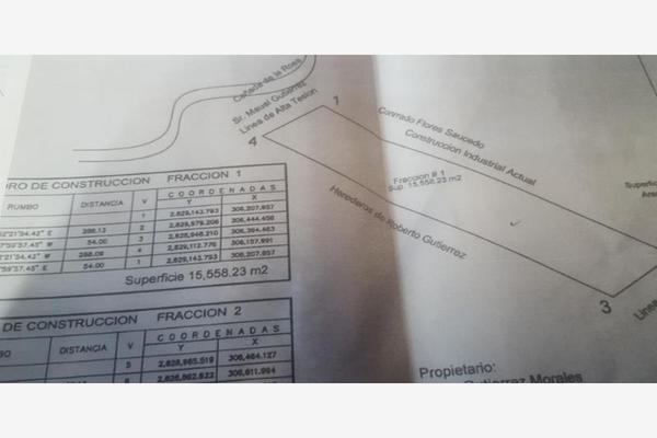 Foto de terreno industrial en venta en las torres 200, ramos arizpe centro, ramos arizpe, coahuila de zaragoza, 5626374 No. 01