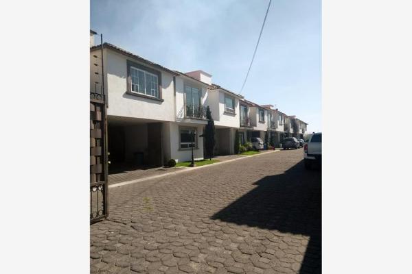 Foto de casa en venta en las torres , las torres, toluca, méxico, 5358494 No. 01