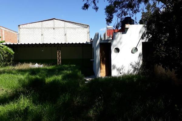 Foto de terreno habitacional en venta en  , las torres, puebla, puebla, 6188124 No. 04