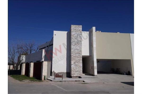 Foto de casa en venta en las trojes 13, fraccionamiento lagos, torreón, coahuila de zaragoza, 12671405 No. 01