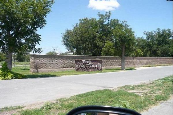 Foto de terreno habitacional en venta en  , las trojes, torreón, coahuila de zaragoza, 0 No. 04