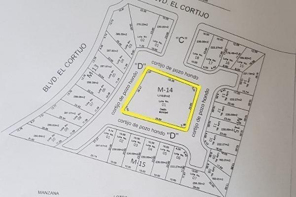 Foto de terreno habitacional en venta en  , las trojes, torreón, coahuila de zaragoza, 2737334 No. 07